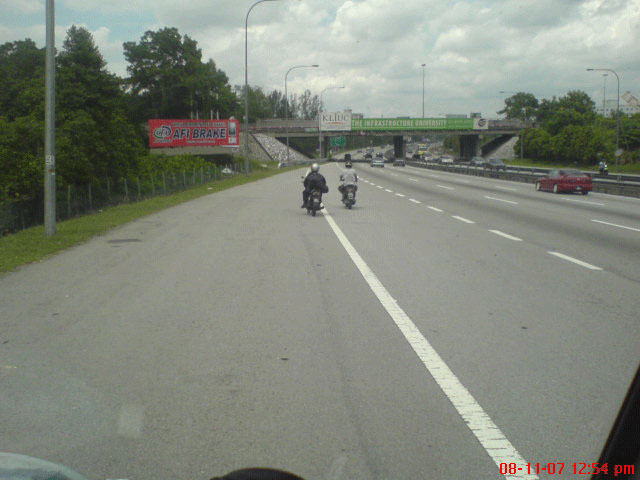 North South Highway, UPM