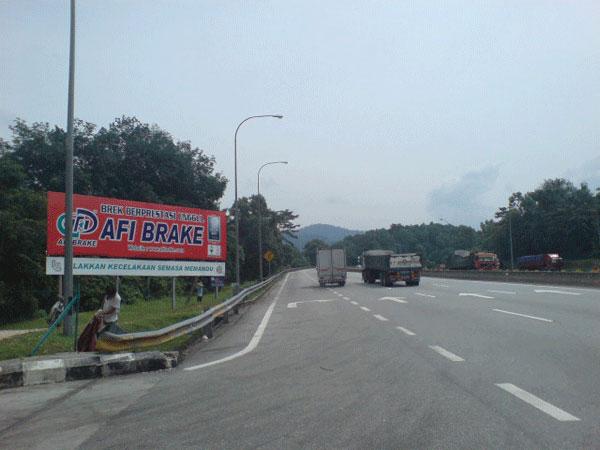 Gombak Highway KM 31.6