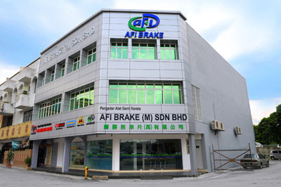 AFI BRAKE (M) SDN. BHD.